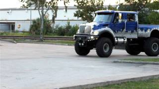IRONREVENGE Largest Street Legal 4x4 International CXT