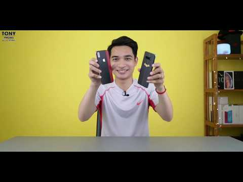 Đặt kèo iPhone XS Max hay Samsung Galaxy S10+