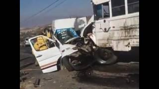 accidente fatal tramo el 2000 tijuana bc altisa y trasporte de personal