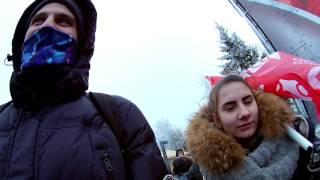 VLOG #2  28 ПАНФИЛОВЦЕВ  Показали на ТВ!!!