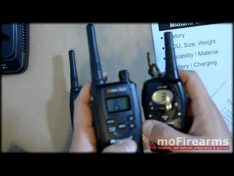 Midland GXT5000 2-Way Radio Review