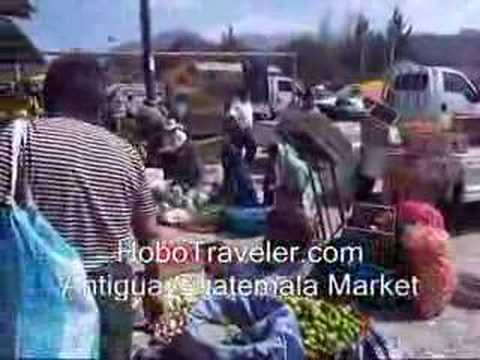 Market of Antigua Guatemala