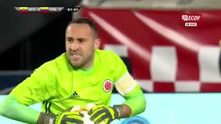Resumen Ecuador 0 Colombia 1 - Amistoso Internacional