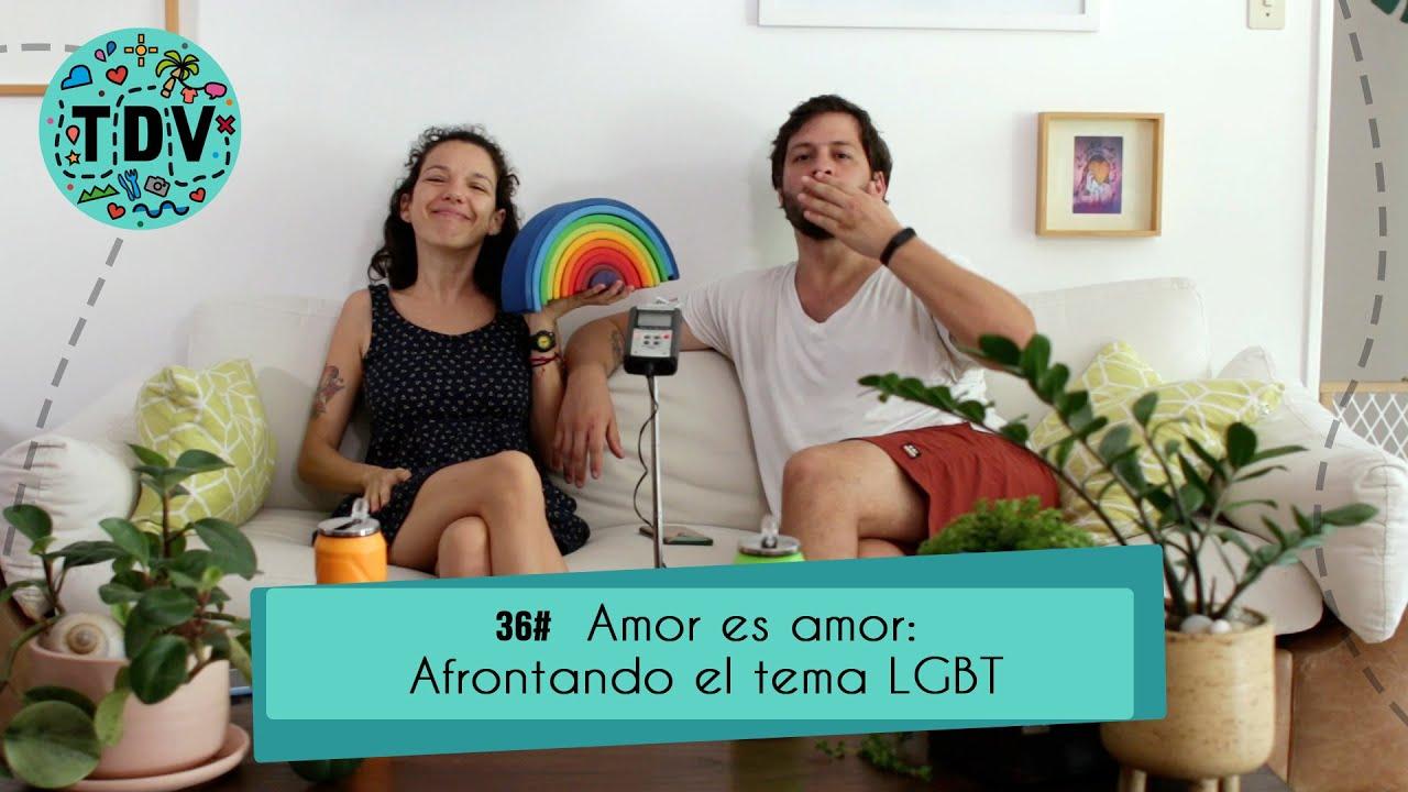 Trapitos del Viaje Ep . 36 |  Amor es amor: Afrontando el tema LGBT