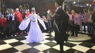 Осетинский танец.