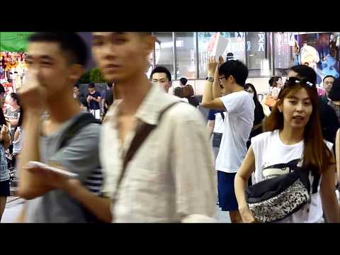 【台日友好】フリーハグ in 台北,台湾 Free Hug in Taipei