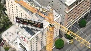Hollywood's 300' Crane Operator