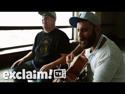 "The Strumbellas - ""Spirits"" (Acoustic) On Exclaim! TV"