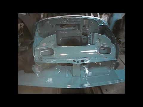 Сборка рулевого редуктора ГАЗ 21В первой серии Полная реставрация 67 серия