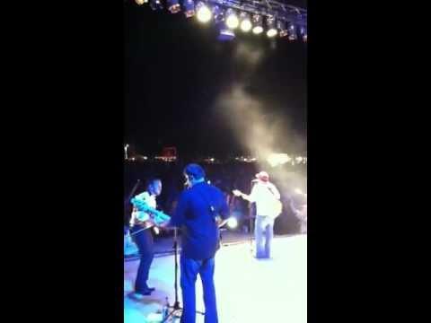 Josh Abbott Band - She's Like Texas (Live Clip)