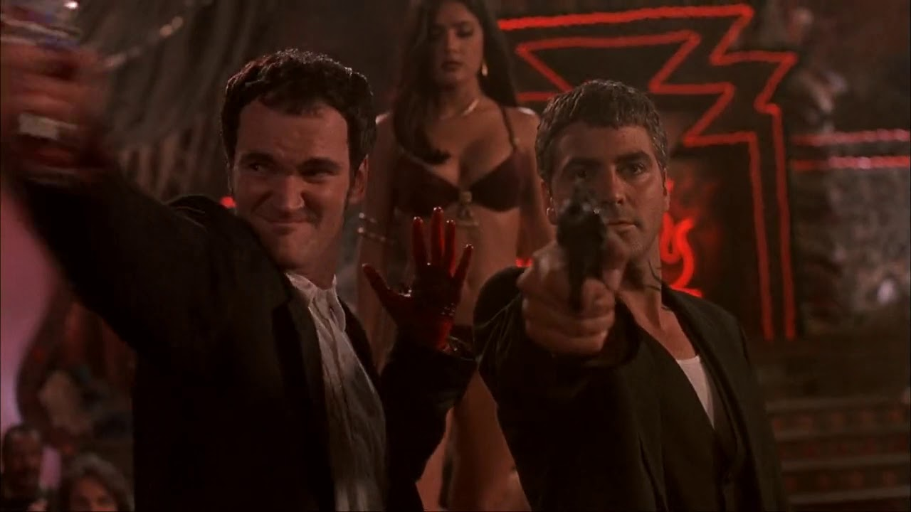 From Dusk till Dawn/Best scene/Robert Rodriguez/Quentin Tarantino ...