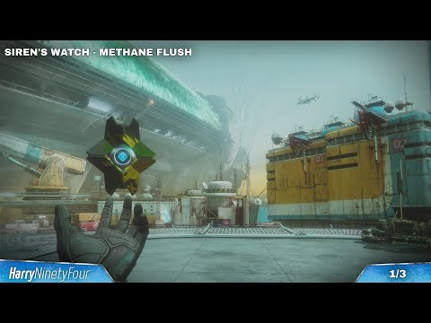 Destiny 2 - All Lost Sector Locations: Titan, New Pacific Arcology