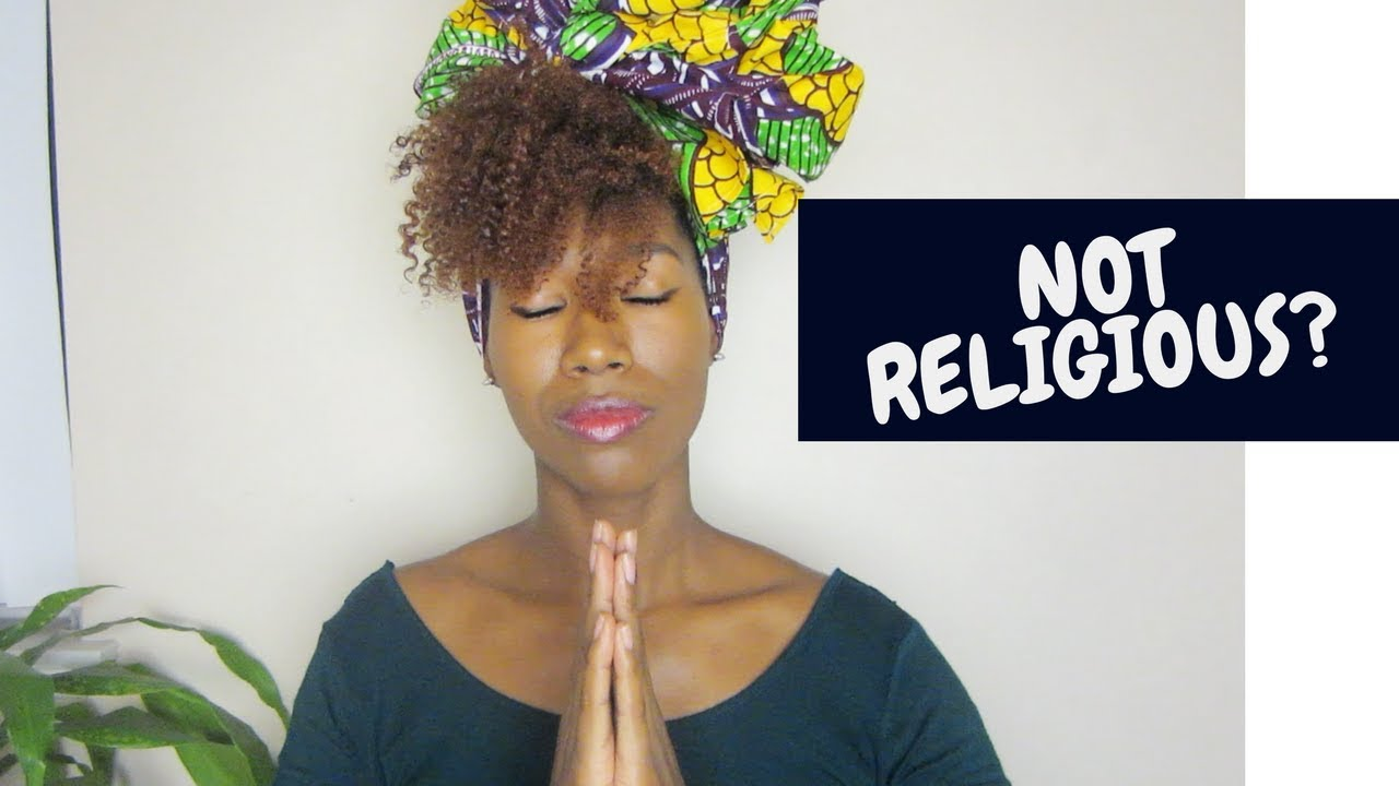 Not All Black People Are Religious- -Kasheera Latasha