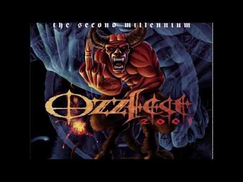 The Wizard Black Sabbath Live Ozzfest 2001 ~ The Second Millennium