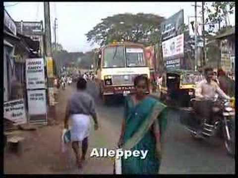 Kottayam and Alappuzha boats