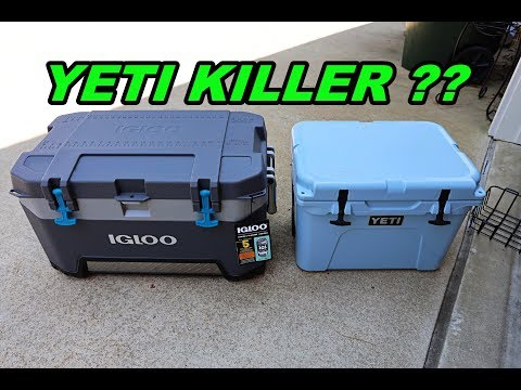 Igloo BMX 72 quart cooler