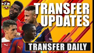 Aaron Wan-Bissaka medical booked? Torriera wants to leave Arsenal & Neymar to United 💩