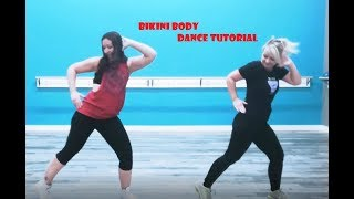 BlissBeFit Dance Tutorial (Bikini Body By Dawin)
