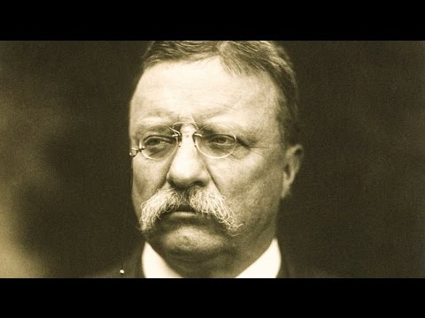 a biography of theodore roosevelt an american politician author naturalist soldier explorer and hist