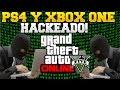GTA 5 ONLINE HACKEADO EN NEXT GEN! HACKERS EN GTA V DE PS4 Y XBOX ONE GTA V ONLINE