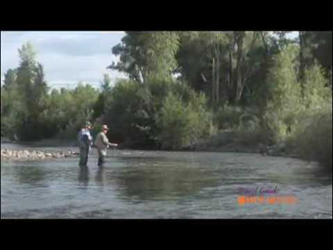 Travel Guide New Mexico tm, Taylor Streit Fly Fishing Northern New Mexico