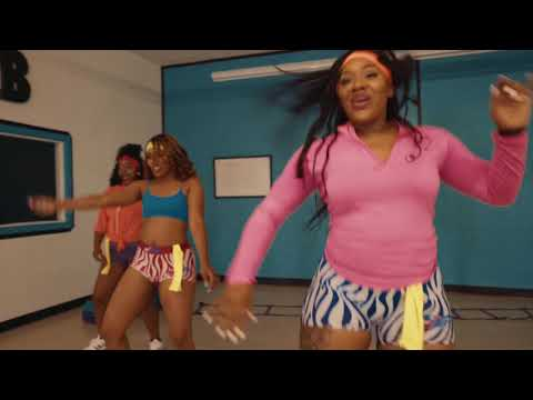 BPureese- Now Get Up (Workout) Official Video
