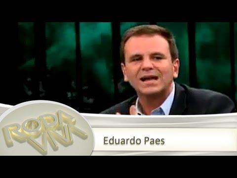 Eduardo Paes - 18/04/2011