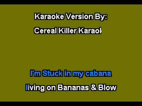 CKK-029 - Ween - Bananas And Blow (Karaoke)