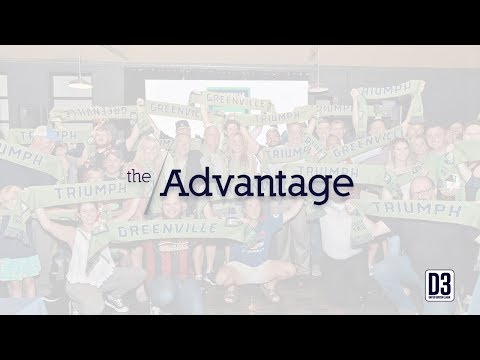 USL Division III's The Advantage - Episode 8 (Chattanooga Pro Soccer Announced)