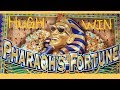 PHARAOH'S FORTUNE (HIDDEN SECRET) FREE SPINS HUGE WIN
