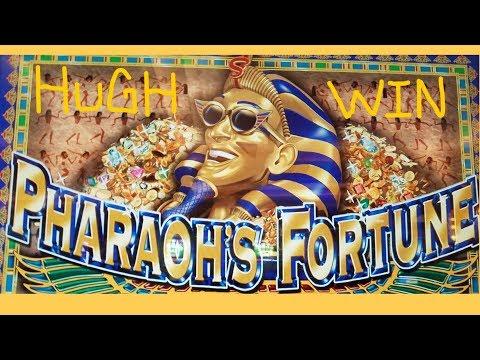 PHARAOH'S FORTUNE (HIDDEN SECRET) FREE SPINS HUGE WIN