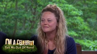 An Emotional Emily Chats About Her Jungle Experience | I