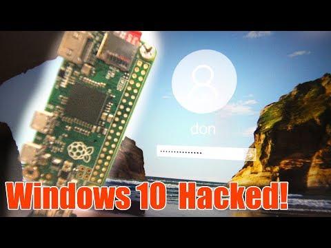 Hacking with Raspberry Pi Zero | P4wnP1