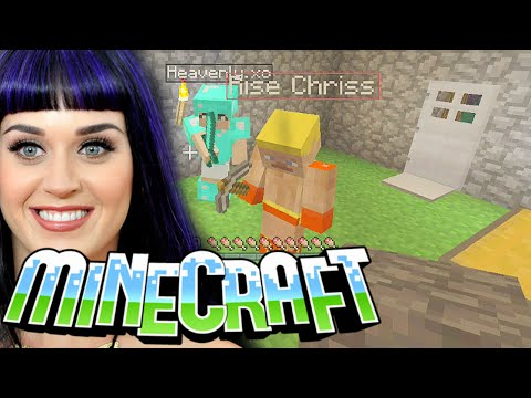 Minecraft Survival Ft. Katy Perry | X7 Albert