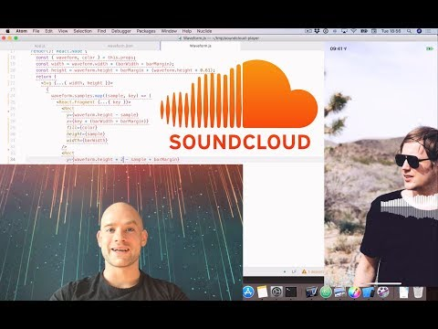 """Soundcloud Audio Player - """"Can it be done in React Native?"""""""