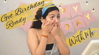 Getting Ready for Birthday #AnishkaBirthdayWeek | Anishka Khantwaal |
