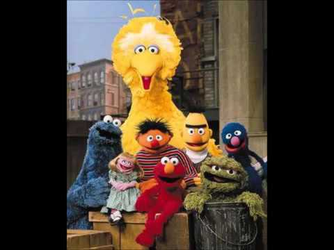 Classic Sesame Street Theme Song