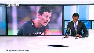 L'athlète français Pierre-Ambroise Bosse agressé par 3 individus
