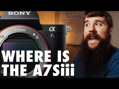 Where Is The Sony A7Siii?!