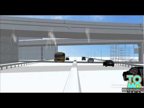 brazil World Cup accidents: Belo Horizonte bridge collapses at construction site news in Urdu/Hindi