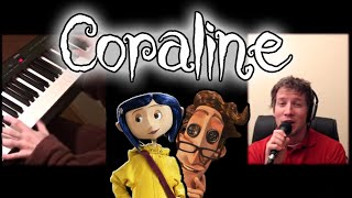 CORALINE - Other Father Song 🧿 ft. Chris Morton | + Sheet M…