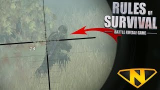 NEW UPDATE! (Rules of Survival: Battle Royale)