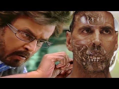 Robot 2 0  Akshay Kumar  Rajnikant  Trailer