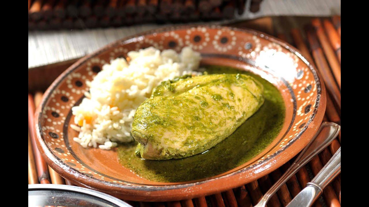 Pechugas de pollo en salsa de cilantro chicken breast in - Pechuga d pollo en salsa ...
