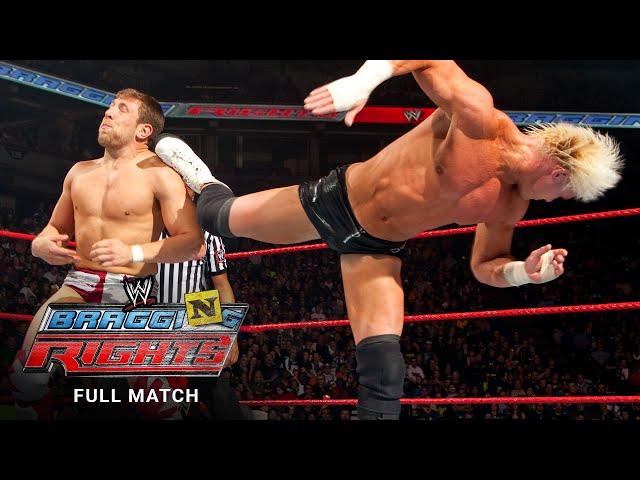 FULL MATCH - Daniel Bryan vs. Dolph Ziggler: WWE Bragging Rights 2010