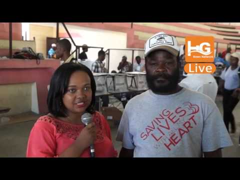 HG News Election 2015 Special Report Centre Sportif Carrefour Video 02