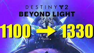 How to Increase Light Level in Destiny 2 Easy Guide - September 2021 screenshot 1