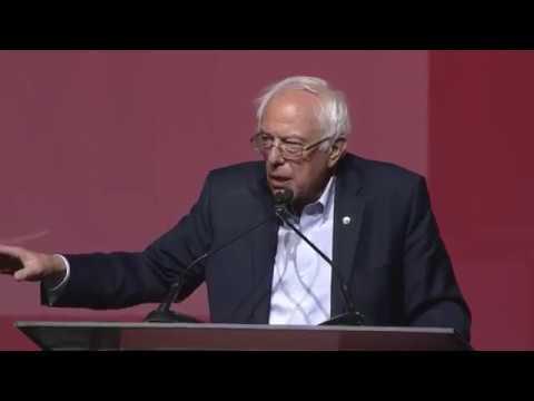 Bernie Sanders, Van Jones, & Nina Turner championing Medicare For All