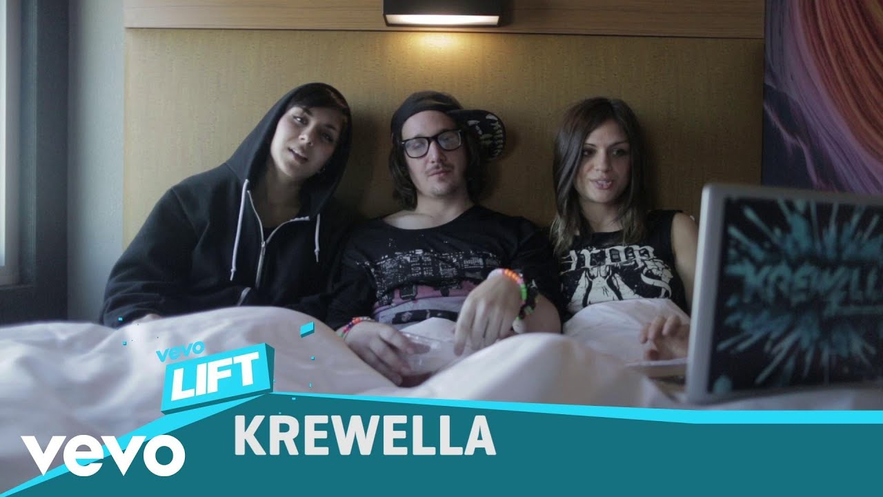 Krewella - ASK:REPLY 2 (VEVO LIFT)