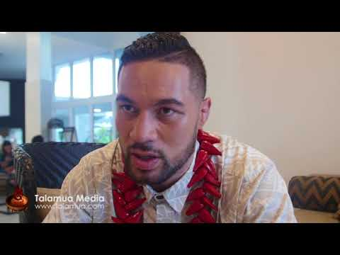 One on One with Joseph Parker in Samoa
